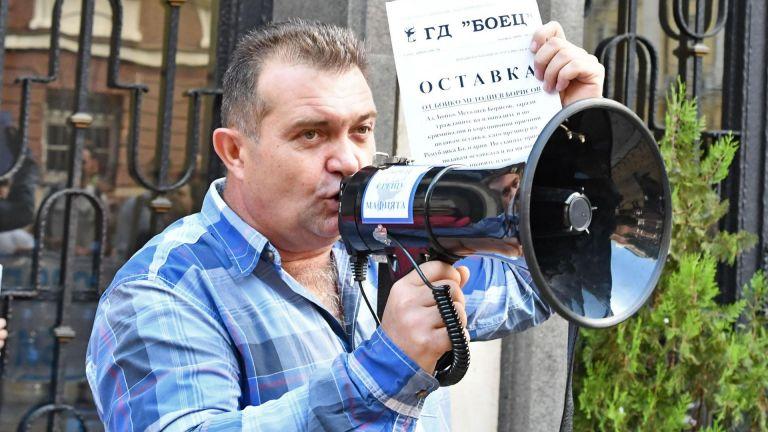 Лидерът на гражданско сдружение БОЕЦ Георги Георгиев е осъден на