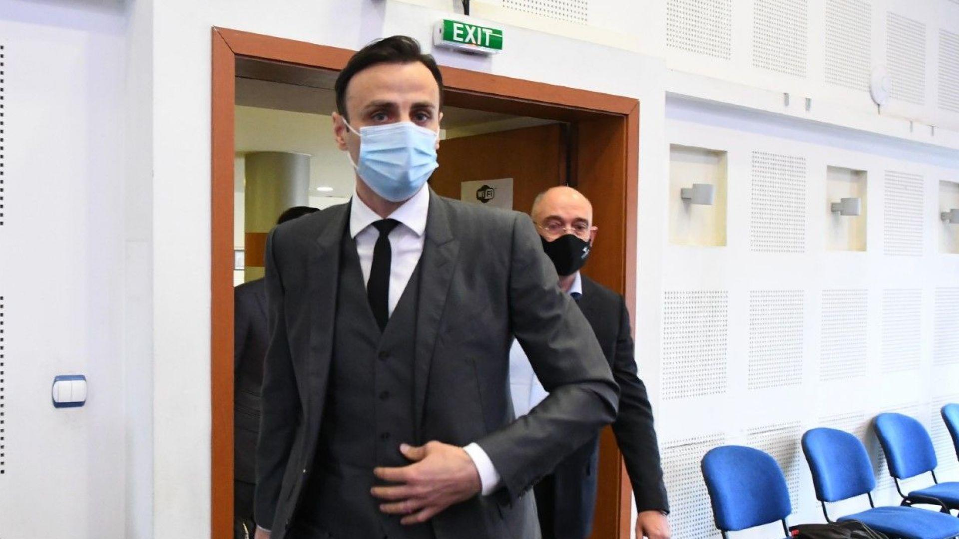 Бербатов за БФС: Сега съдът е на ход
