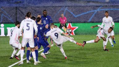 """Реал и Челси си стиснаха ръцете за равенство на """"Алфредо Ди Стефано"""""""