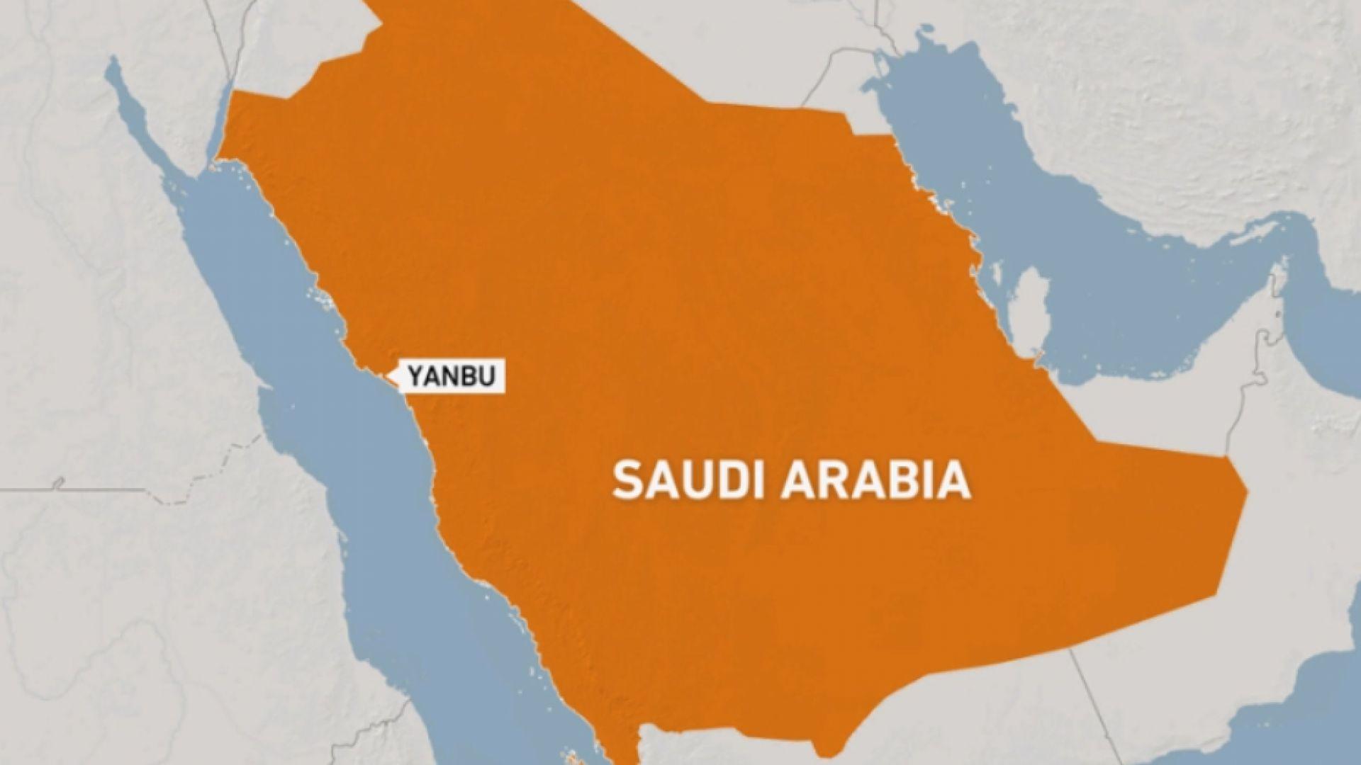 Саудитска Арабия е осуетила нападение с минирана лодка край пристанище