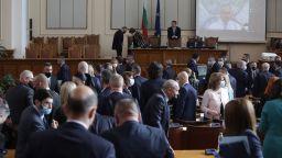 Заседание на парламента няма да има, депутатите не приеха дневния ред