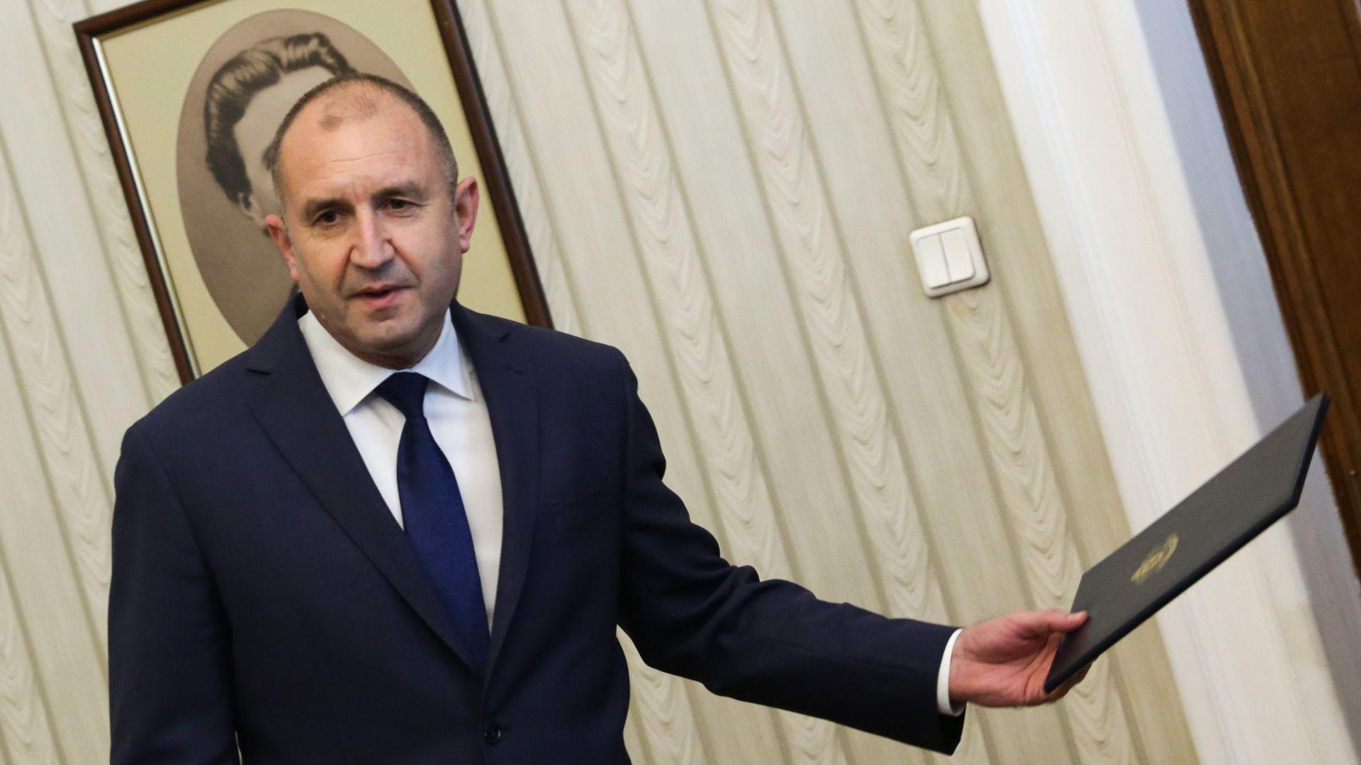 Президентът издаде указ за обнародване на новия Изборен кодекс