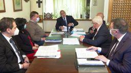 Бойко Борисов пред министрите в оставка: Изпълнихме в пълен обем грижата за българите