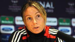 Най-успешният женски футболен клуб за първи път ще има жена за треньор