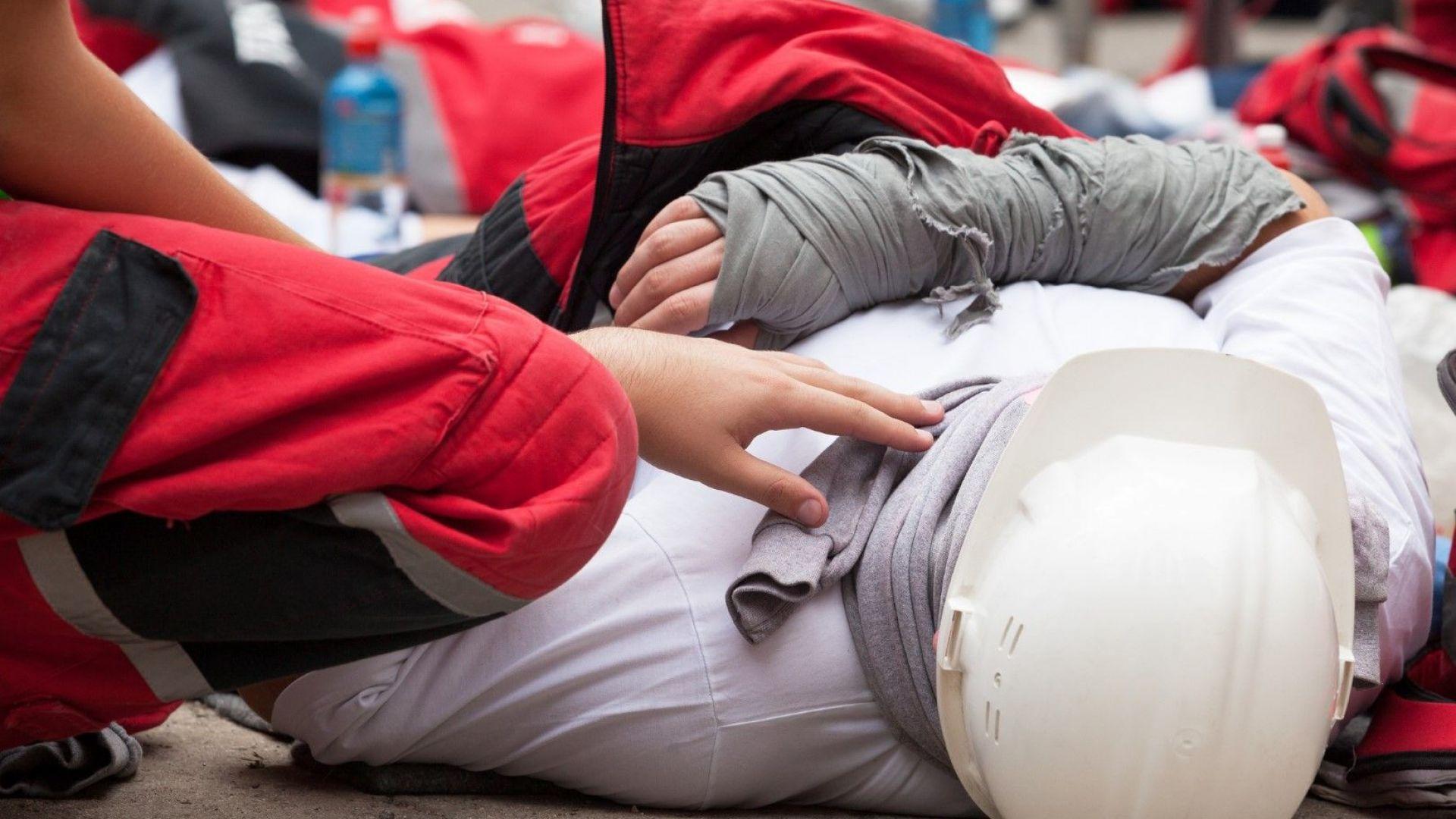 България е на седмо място в ЕС по смъртни случаи на работното място
