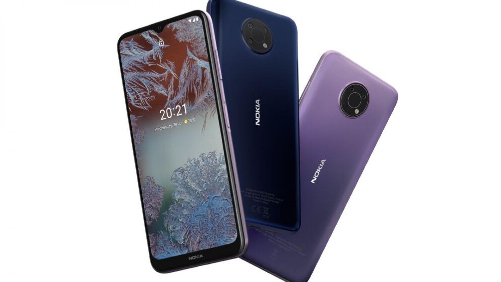 Първият от представените нови смартфони Nokia е вече в България
