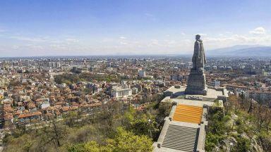 Временна градска намеса преобразява стълбите на Альоша