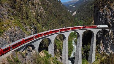7 легендарни пътешествия с влак по целия свят (освен Ориент Експрес)