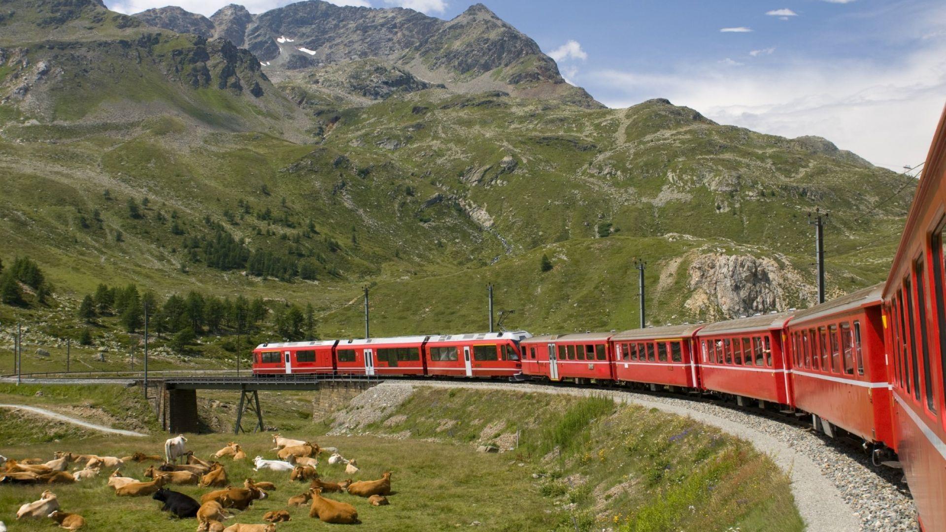 Пътуваме от София през Охрид до Албания с влак до 6 г.