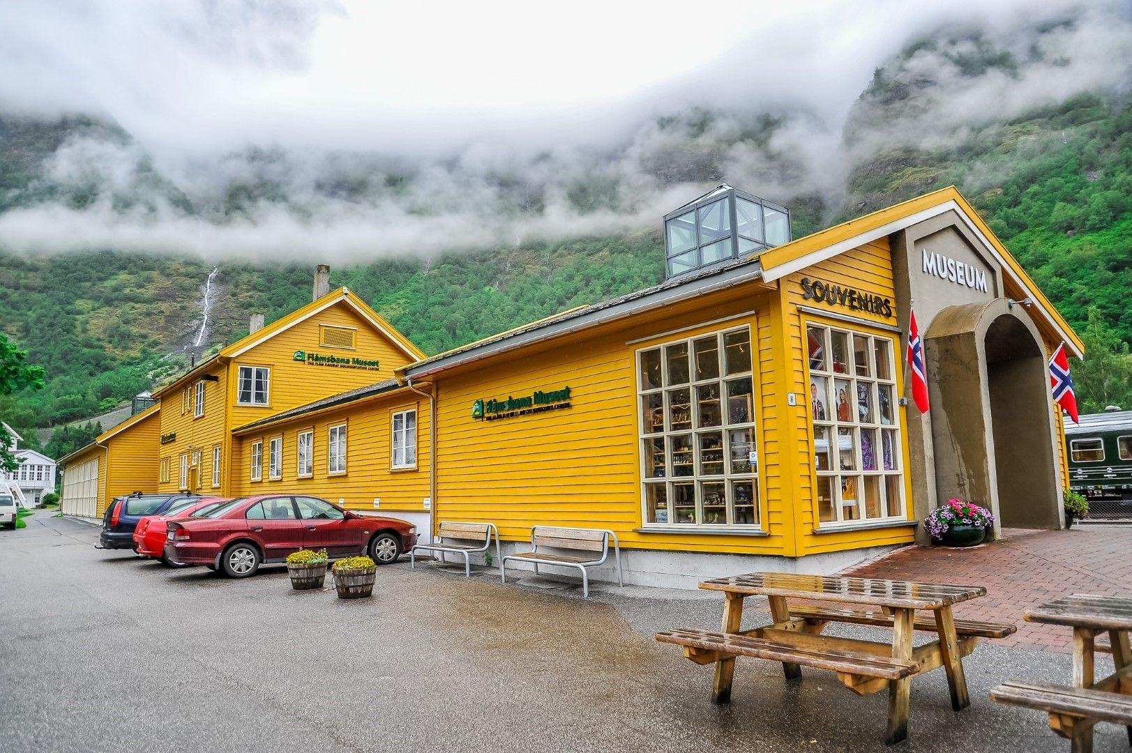 Музей на железницата Флам, Норвегия