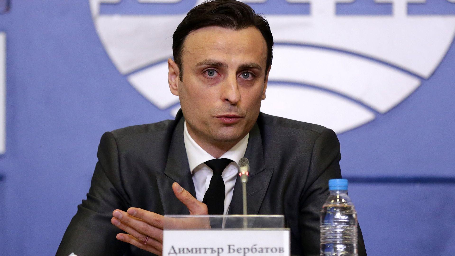 Димитър Бербатов: Връщат се оставки, намирисва на страх и паника