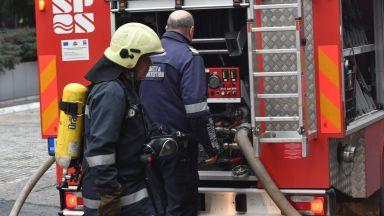 Пожар изпепели крайбрежен ресторант в Несебър