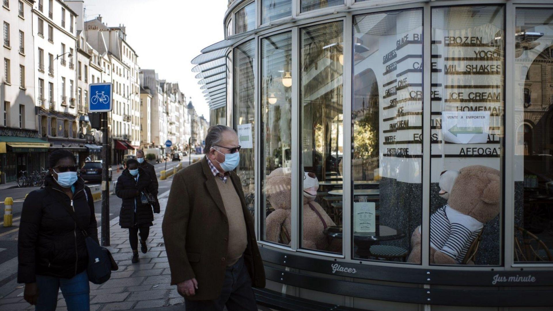 155% годишен ръст на фалитите във Франция