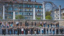 Операта в Стара Загора се включи в предизвикателството Jerusalema Dance Challenge (видео)