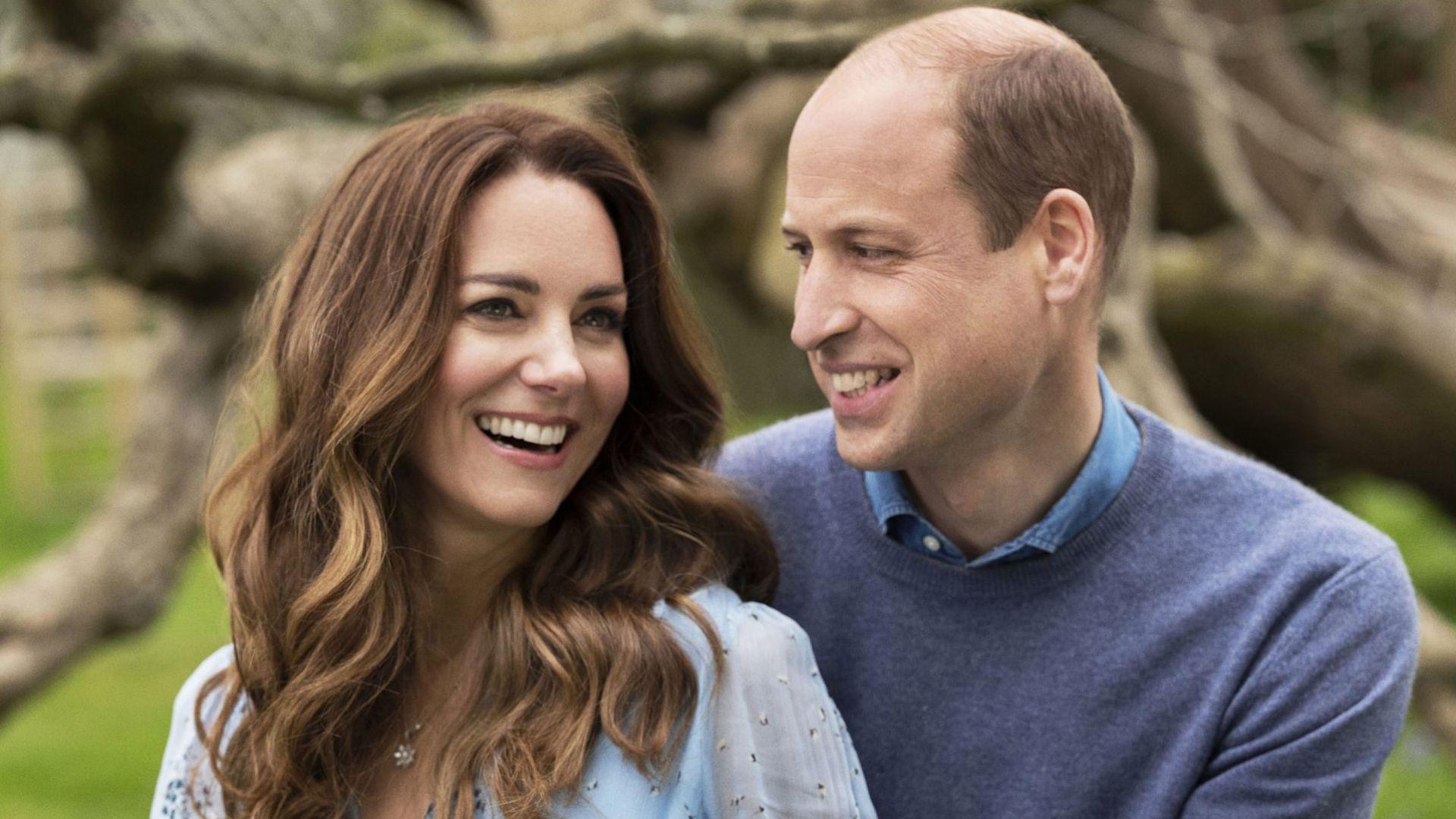 10 години любов, 3 деца и служба към Короната: Уилям и Кейт (снимки)
