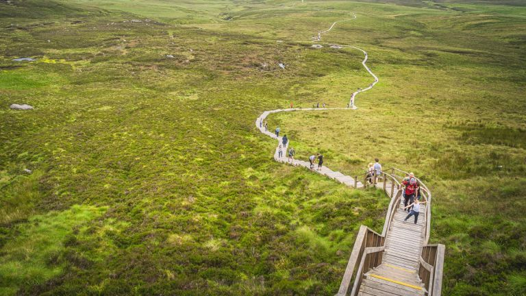 Страната, в която май е национален месец на ходенето
