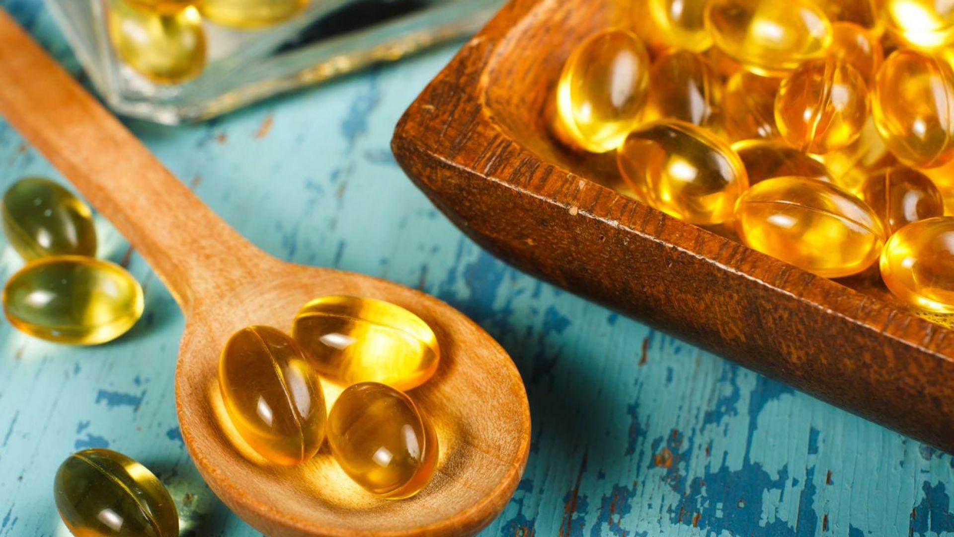 Рибеното масло - опасно за определена група пациенти