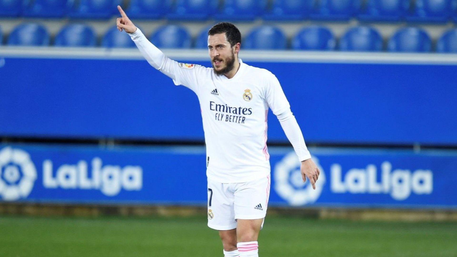 Нови тежки думи към Азар: Реал плаща 160 млн. евро за теб, а ти се явяваш в Мадрид дебел