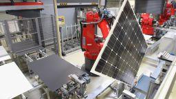 Слънчевата енергетика в Европа се откъсва от китайската зависимост