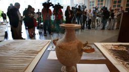 Италианската полиция е открила половин милион откраднати произведения на изкуството през 2020 г.