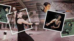 """Тя си мисли, че не може да танцува:  Номинираната за """"Икар"""" Марион Дърова от денсхола до съвременния танц"""