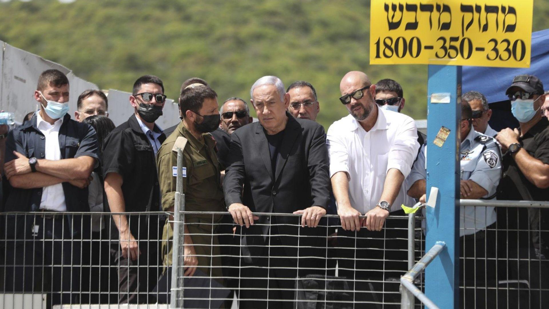 Борисов и Захариева поднесоха съболезнования за трагедията в Израел