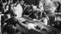 """Преди да умре в изгнание, Наполеон се """"изкарва мъченик, почти светец"""""""