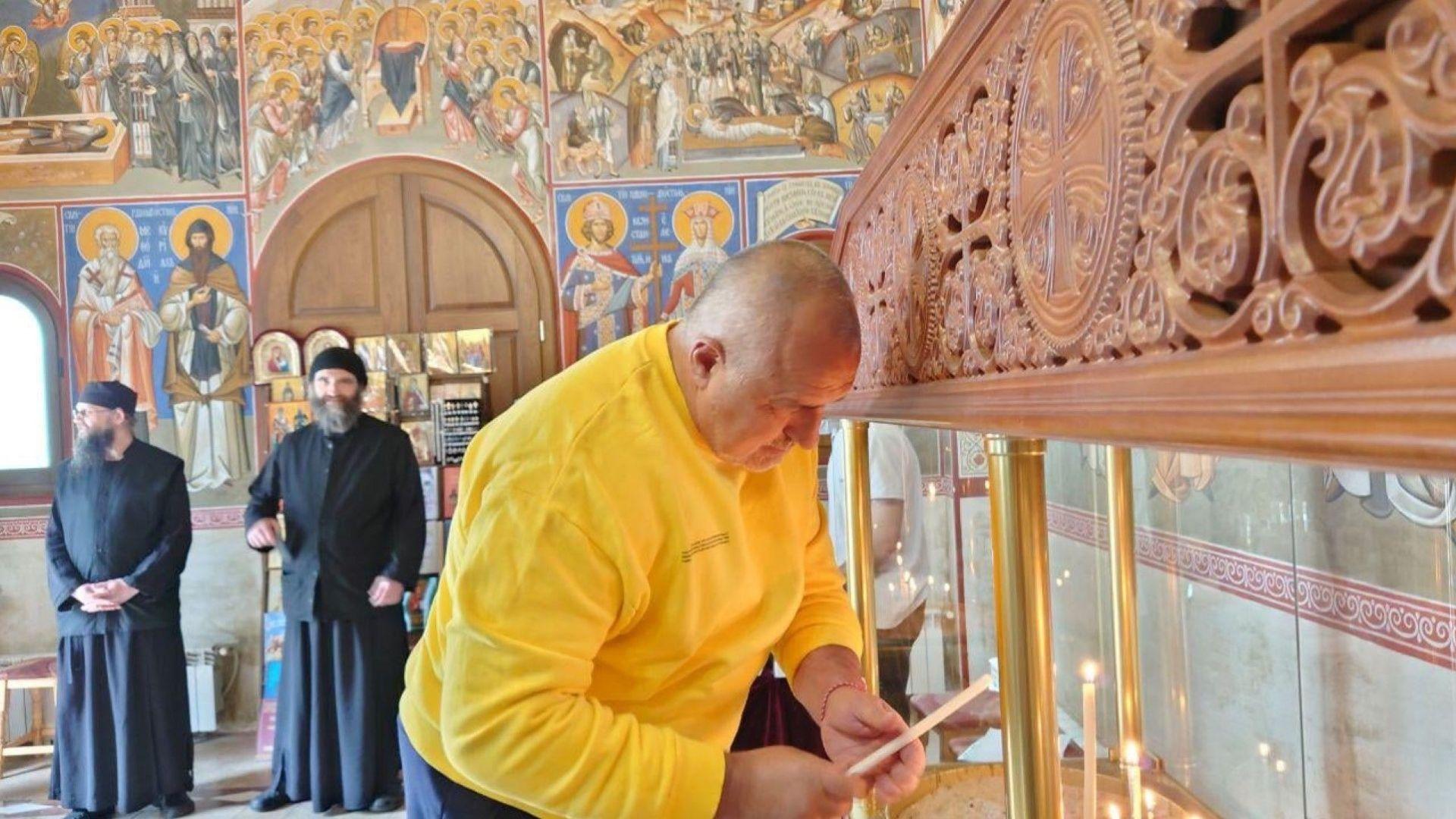 Бойко Борисов: Велика събота е, да бъдем смирени, не било трудно да си Юда