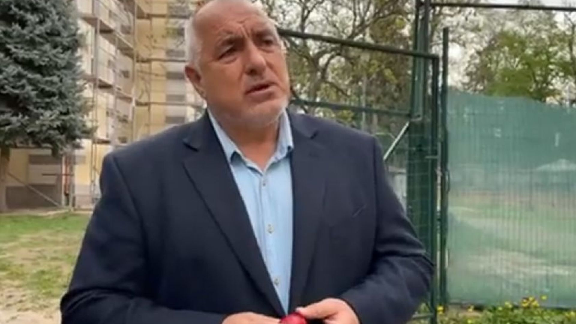 Борисов: Крещящо е мълчанието на кандидат - президента Радев за руското решение