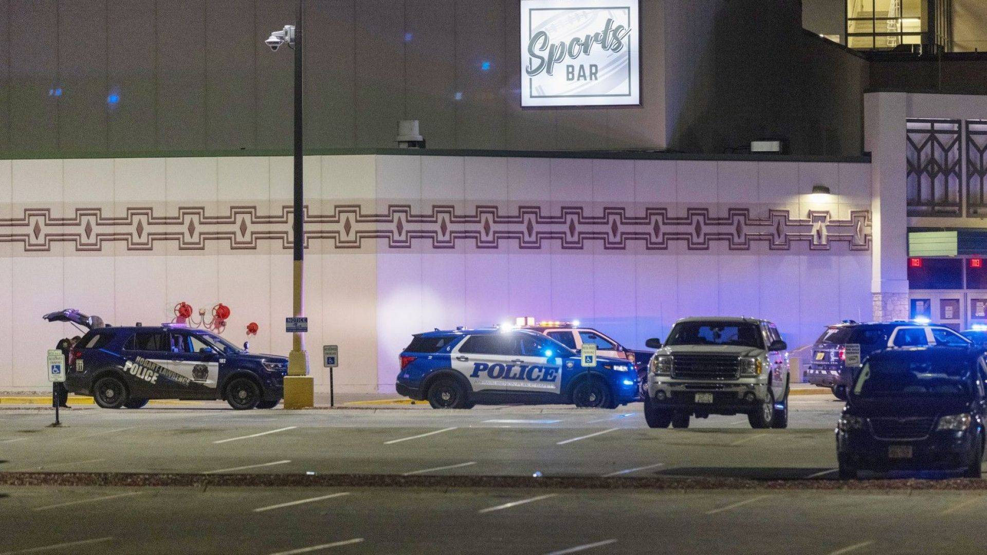 Стрелба в казино в САЩ, има ранени
