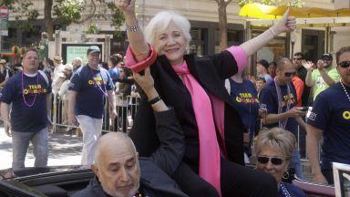 """Носителката на """"Оскар"""" Олимпия Дукакис е починала на 89-годишна възраст"""