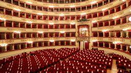 Миланската скала с първи с концерт пред публика под палката на Рикардо Мути