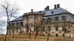 Кутиите на Райхсбанк - нацистко злато е намерено в дворец в Полша