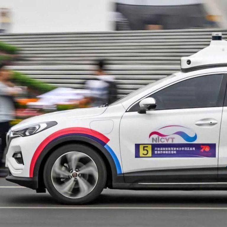 В Китай пускат първия платен безпилотен превоз(видео)