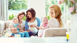 Смях по време на бременност: истории, които ще ви забавляват