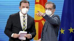 Скопие декларира в Берлин: Имаме искрено и позитивно отношение към България