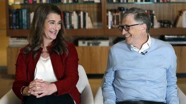 След 27 години брак Бил и Мелинда Гейтс решиха да се разведат