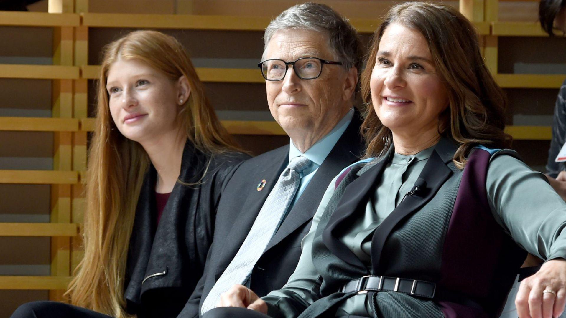 След обявения развод: Как ще разделят огромното си богатство Бил и Мелинда Гейтс