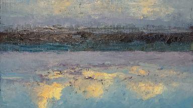 Усещанията за река през живописта на Радослав Нейков