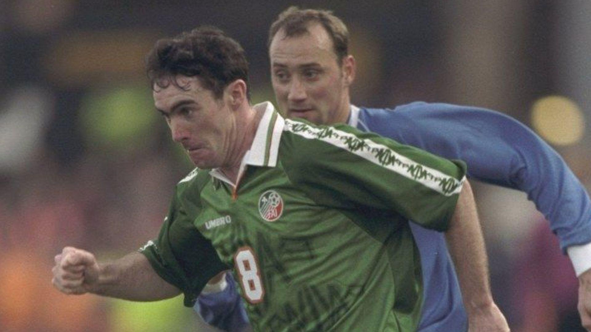 Ракът погуби футболен герой на Ирландия