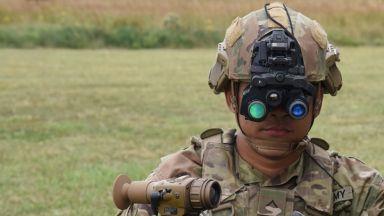 Пентагонът показа ново поколение очила за нощно виждане