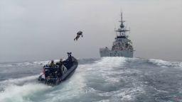 Кралските морски пехотинци показаха летящия военен Iron Man (видео)