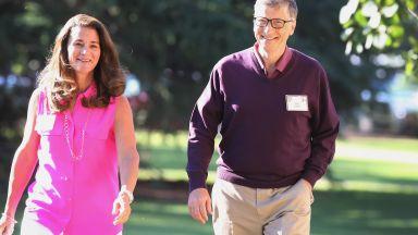 Развод за милиарди: Какво имат да делят Бил и Мелинда Гейтс?
