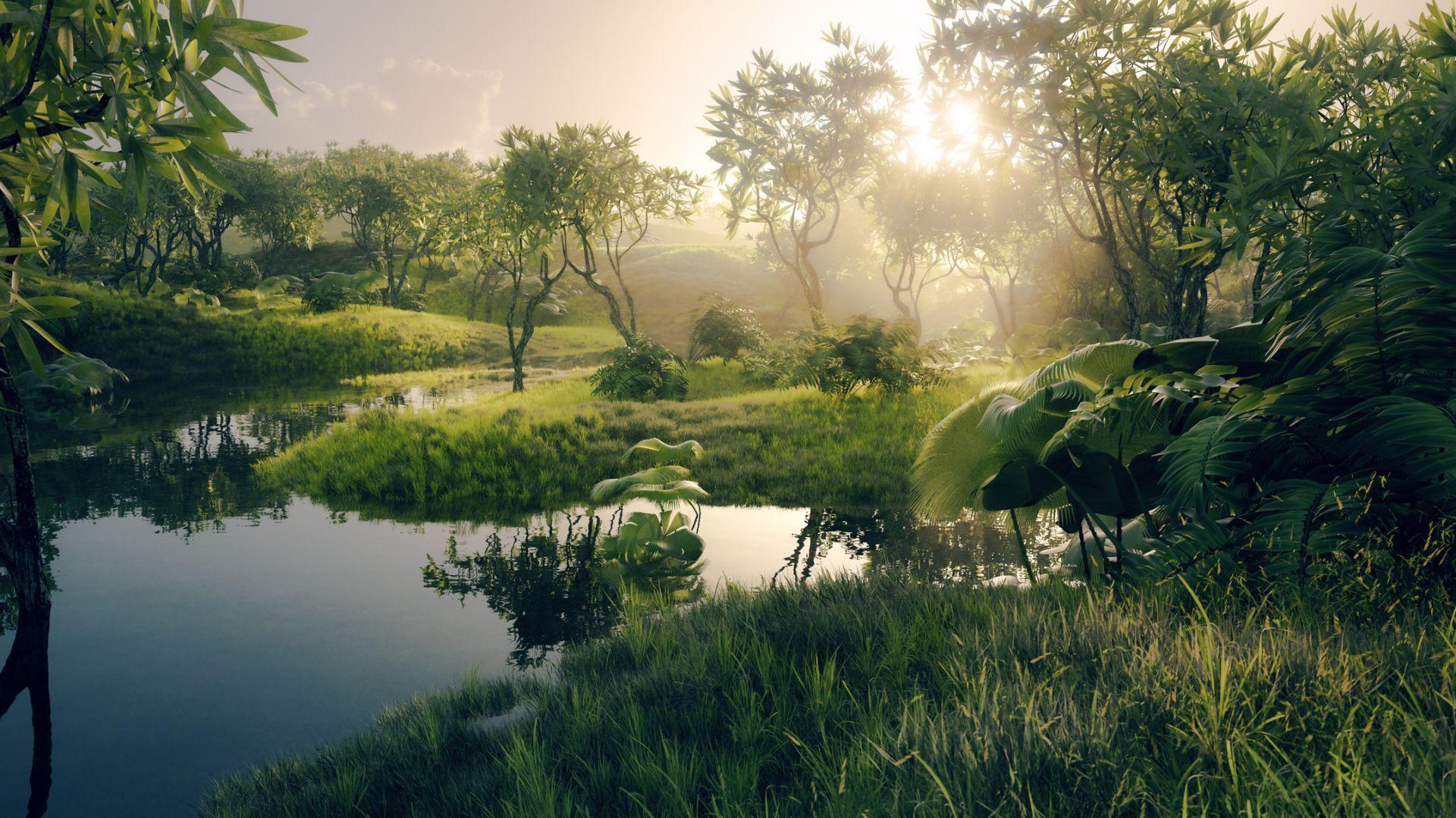 """Колко """"зелени"""" могат да бъдат амазонските водни електроцентрали"""