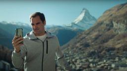 Без драма! Роджър Федерер и Робърт де Ниро рекламират Швейцария (видео)