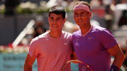 """Надал не бе в настроение за подаръци за рождения ден на """"бъдещето на испанския тенис"""""""