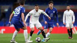 Азар обиди феновете на Реал и се извини