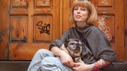 Срещали ли сте мопса Годо ? Той е рокзвездата в света на актрисата Лили Гелева!