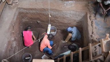 Най-старото погребение в Африка разкрива тайните си (видео)