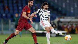 Голова фиеста в Рим затвърди класирането на Юнайтед за финала в Лига Европа
